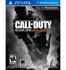 Playstation Vita Call of Duty Black Ops Declassified (Sealed)