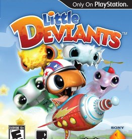 Playstation Vita Little Deviants (Sealed)
