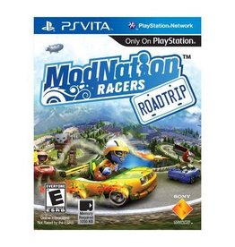 Playstation Vita ModNation Racers Road Trip (Cart Only)