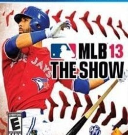 Playstation Vita MLB 13 The Show (Cart Only)