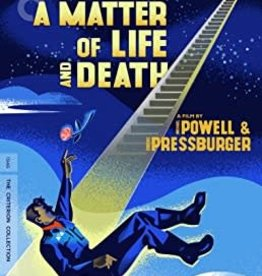 New BluRay A Matter of Life and Death Criterion (Brand New)