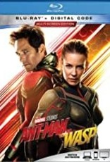New BluRay Ant Man and The Wasp (Brand New)