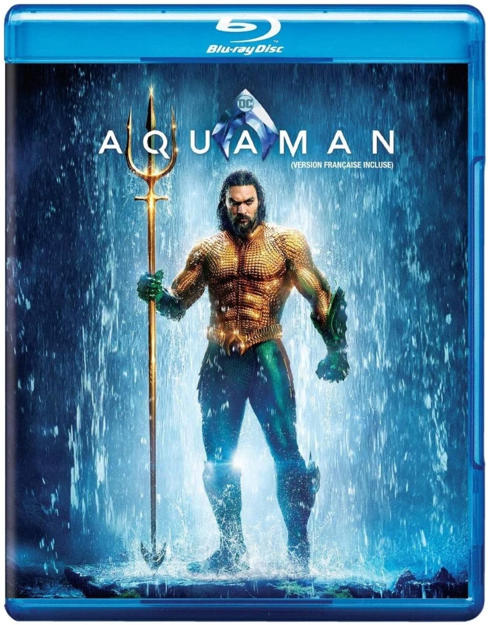 New BluRay Aquaman (Brand New)