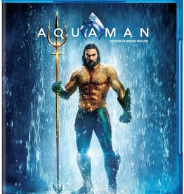 New BluRay Aquaman (Brand New)