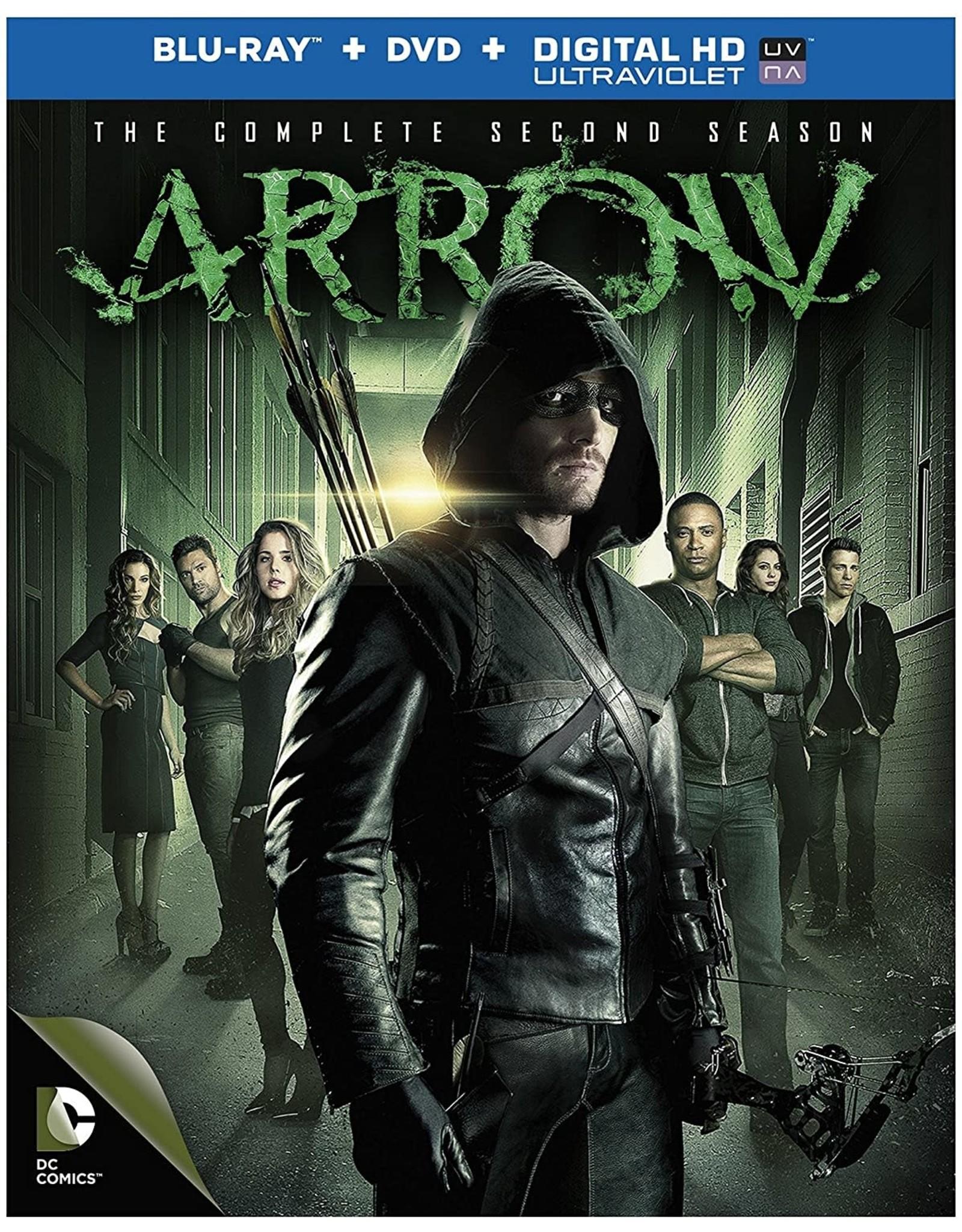 New BluRay Arrow Season 2 (Brand New)