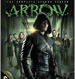 New BluRay Arrow Season 2 (Brand New)