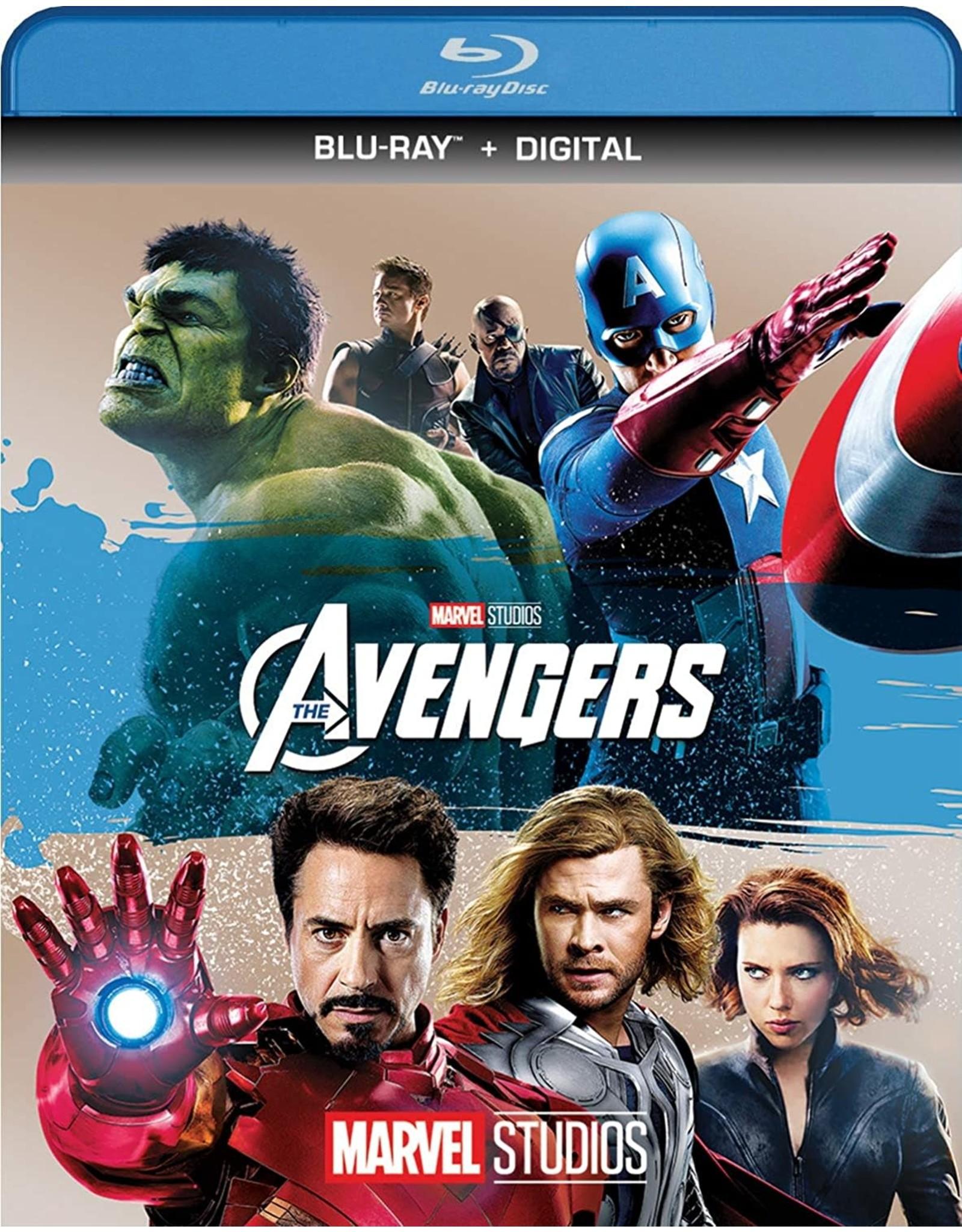 New BluRay Avengers (Brand New)