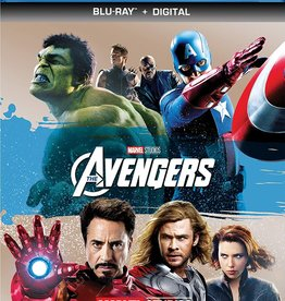 New BluRay Avengers (Brand New)