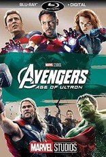 New BluRay Avengers Age of Ultron (Brand New)