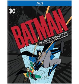 New BluRay Batman The Complete Animated Series (Brand New)