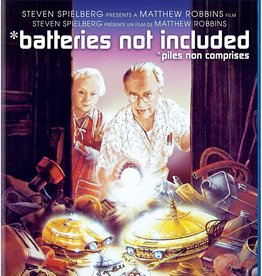 New BluRay Batteries Not Included (Brand New)