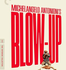 New BluRay Blow-Up Criterion (Brand New)