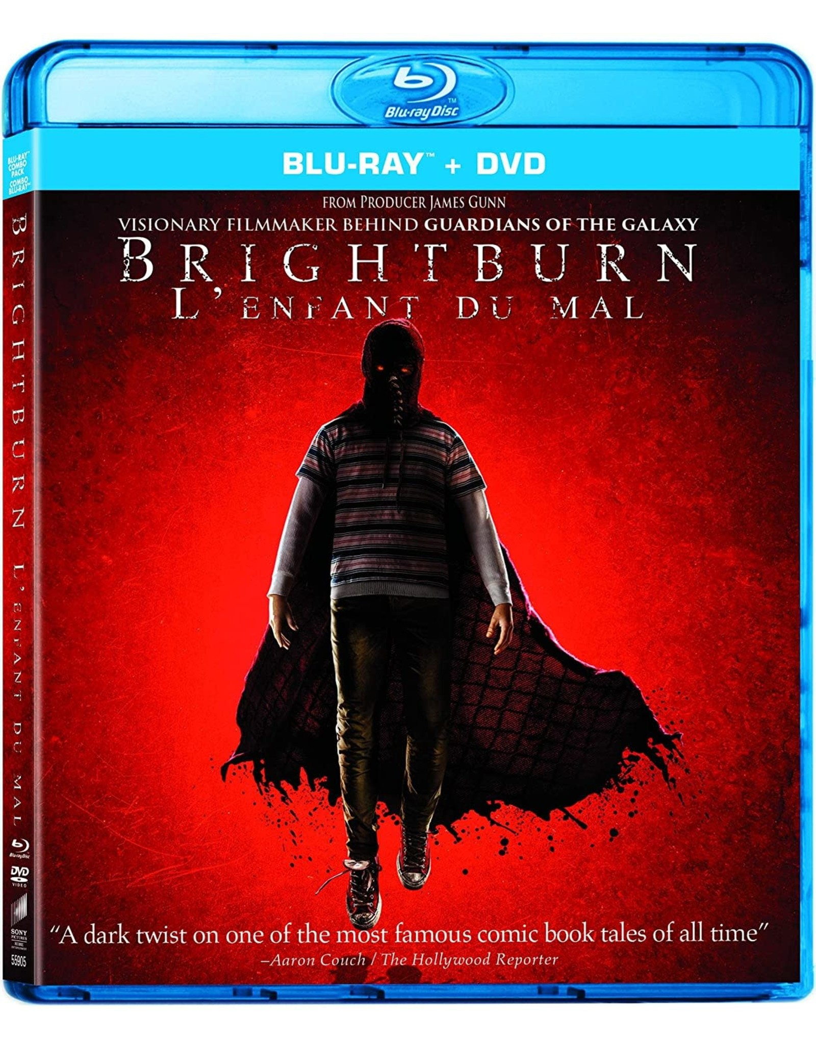 New BluRay Brightburn (Brand New)
