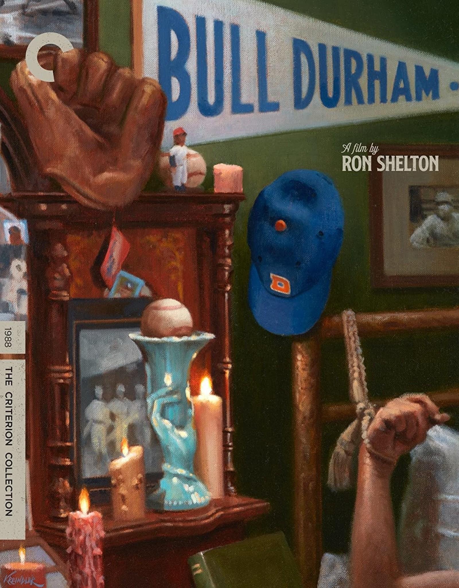 New BluRay Bull Durham Criterion (Brand New)