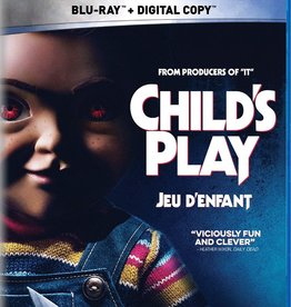 New BluRay Child's Play 2019 (Brand New)