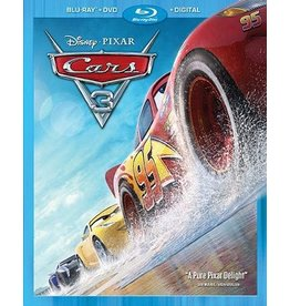 Disney Cars 3 (USED)