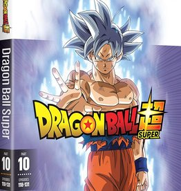 New BluRay Dragon Ball Super Part 10 (Brand New)
