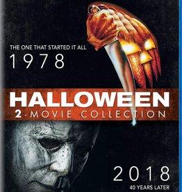 New BluRay Halloween 2 Movie Collection 1978/2018 (Brand New)