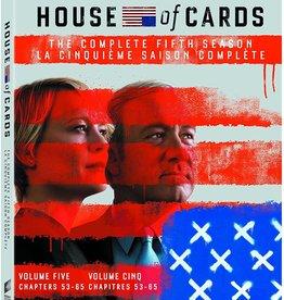 New BluRay House of Cards Season 5 (Brand New)