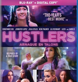 New BluRay Hustlers 2019 (Brand New)