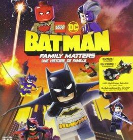 New BluRay Lego Batman Family Matters Batmobile Edition (Brand New)