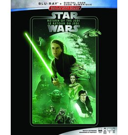 New BluRay Star Wars Return of the Jedi Bluray (Brand New)