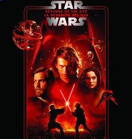New BluRay Star Wars Revenge of the Sith Bluray (Brand New)