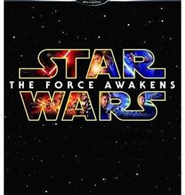 New BluRay Star Wars The Force Awakens (Brand New)