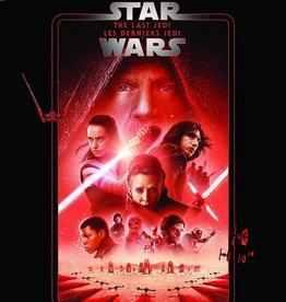 New BluRay Star Wars The Last Jedi Bluray (Brand New)