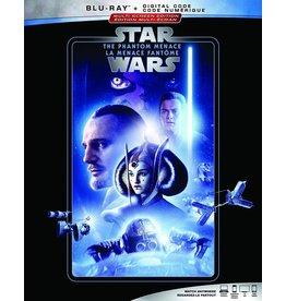 New BluRay Star Wars The Phantom Menace Bluray (Brand New)