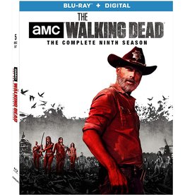 New BluRay Walking Dead 9th Season (Brand New)