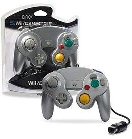 Nintendo Gamecube Gamecube Controller (Cirka, Silver)