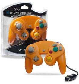 Nintendo Gamecube Gamecube Controller (Cirka, Orange)