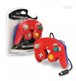 Nintendo Gamecube Gamecube Controller (Cirka, Red/Blue)