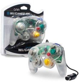 Nintendo Gamecube Gamecube Controller (Cirka, Clear)