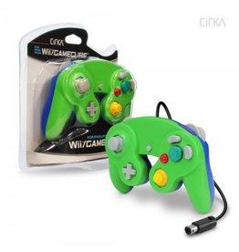 Nintendo Gamecube Gamecube Controller (Cirka, Green/Blue)