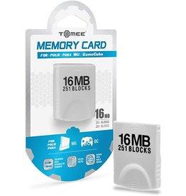 Nintendo Gamecube Gamecube Memory Card 16MB 251 Block (Tomee)