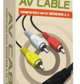 Sega Genesis Sega Genesis Model 2 & 3 AV Cable (Tomee)