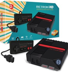 Retron HD Nintendo Console Black