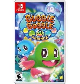 Nintendo Switch Bubble Bobble 4 Friends