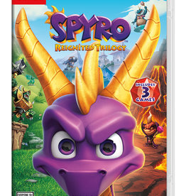 Spyro Reignited Trilogy (Used)