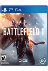 Playstation 4 Battlefield 1 (CiB)