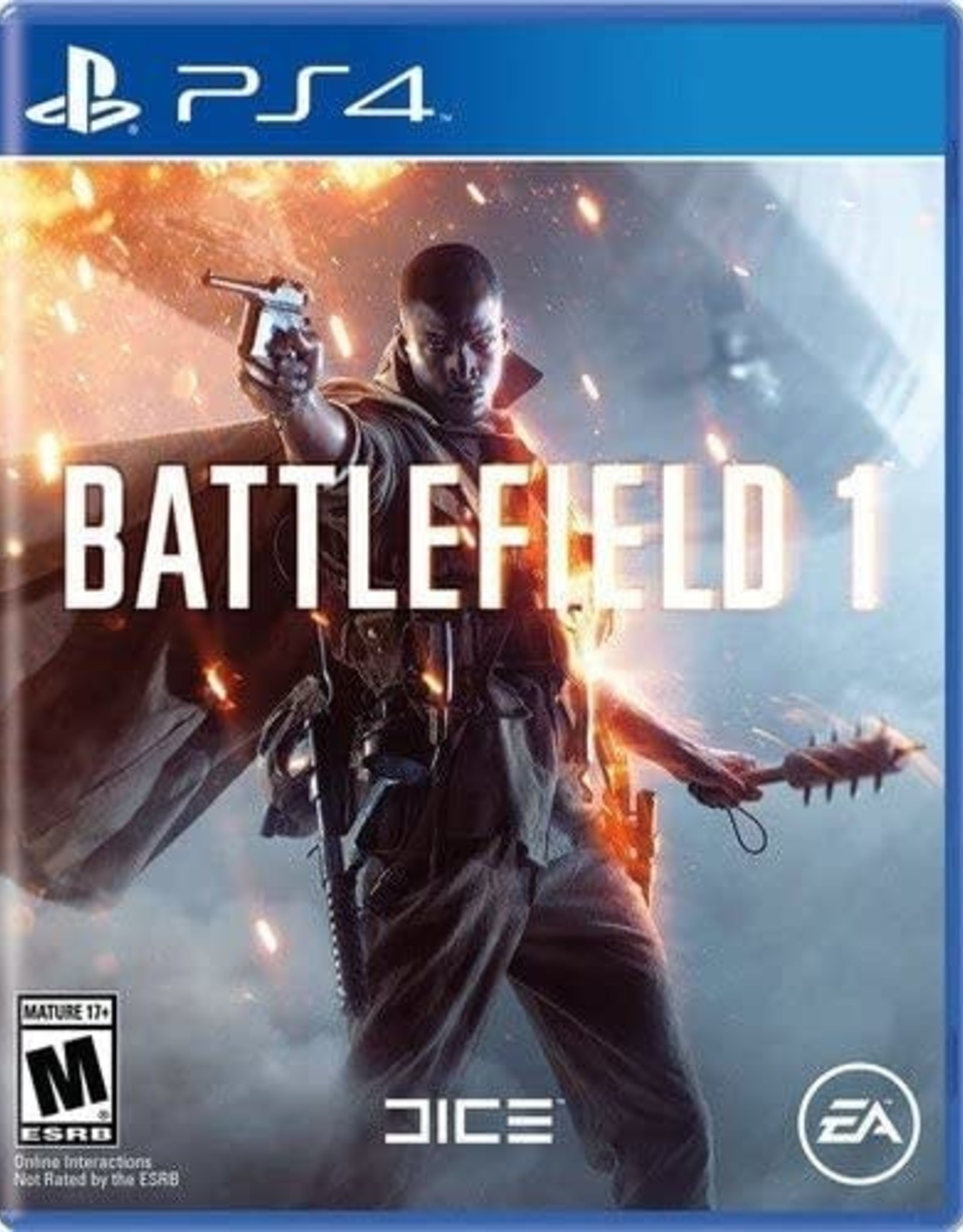 Playstation 4 Battlefield 1 (Used)