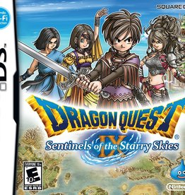 Nintendo DS Dragon Quest IX: Sentinels of the Starry Skies (Sealed)