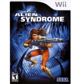 Wii Alien Syndrome (CIB)