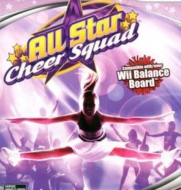 Wii All-Star Cheer Squad (CIB)
