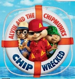 Wii Alvin & Chipmunks: Chipwrecked