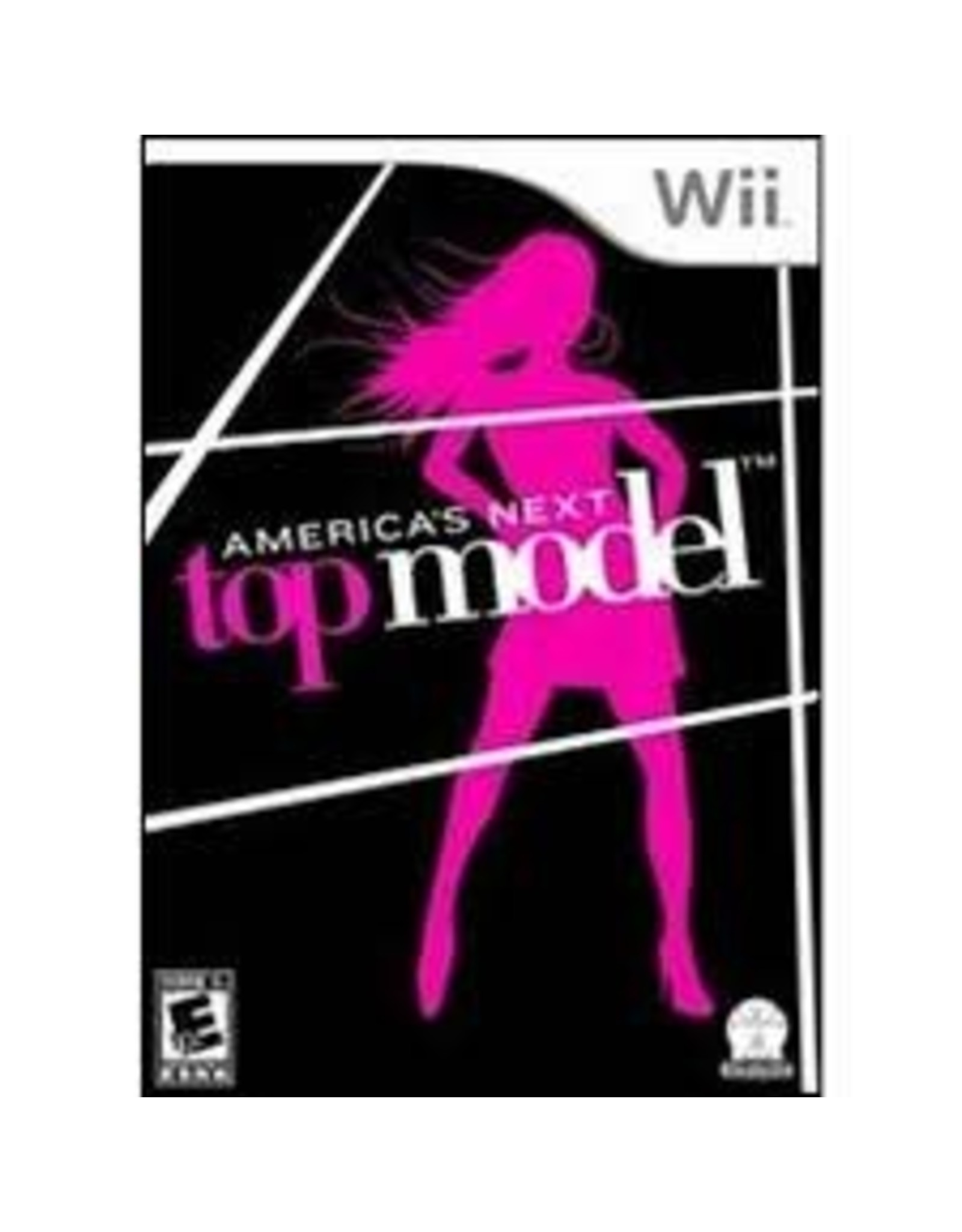 Wii America's Next Top Model (CiB)