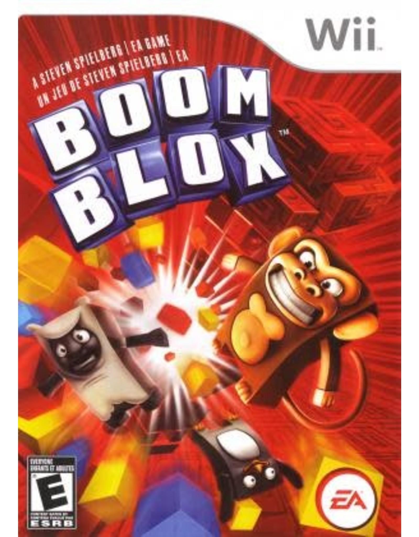 Wii Boom Blox (CiB)