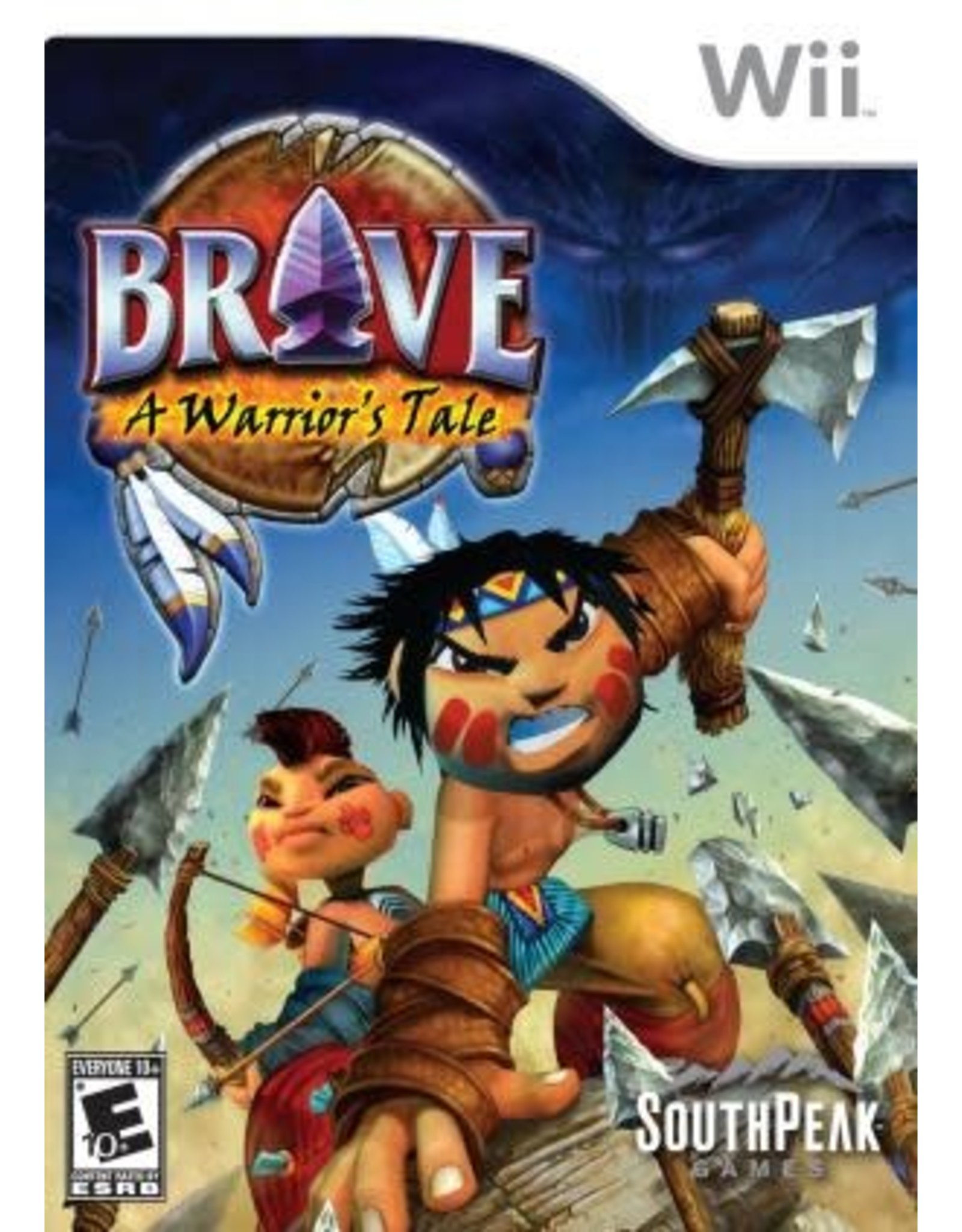 Wii Brave: A Warrior's Tale (CiB)